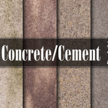 Textures: Concrete Cement Pack 01