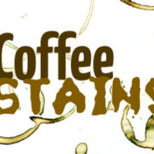 photoshop brushes coffee stains